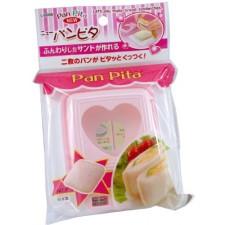 [BEST BUY] Pan Pita Japanese Cute Bread Sandwich Maker Cutter Mold Tool