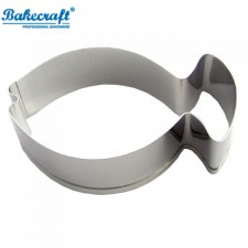 [Fish Shape] BAKECRAFT Cookie Biscuit Fondant Decorating Cake Jelly Pastry Stainless Steel Cutter Mold Tool