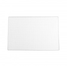 BBQ Barbecue Grill Wire Mesh 38cm x 50cm Outdoor Picnic Camping