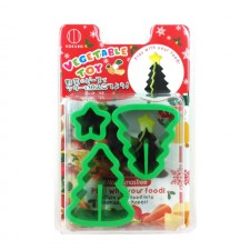 3D Vegetable Mould Cutter - Xmastree