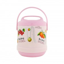 Food Flask 1L - Red