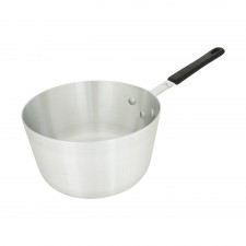 Aluminium Sauce Pan With Plastic Handle - 1.75QT