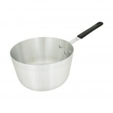 Aluminium Sauce Pan With Plastic Handle - 3.75QT