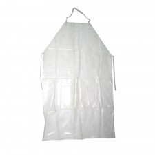 Apron PVC Transparent [9014]