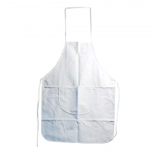 Apron With White Cotton PVC Layer [9502]
