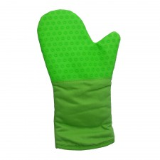 BAKECRAFT Oven Mitt Silicon - Green [745]