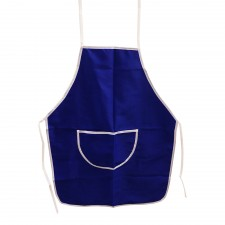 Cotton Apron PVC Layer - Blue [9503B]