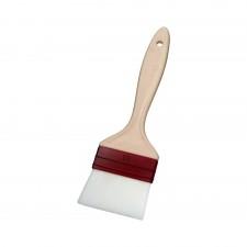 BAKECRAFT Pastry Brush Nylon Plastic Handle 2.5 inch [SN-PNB25]